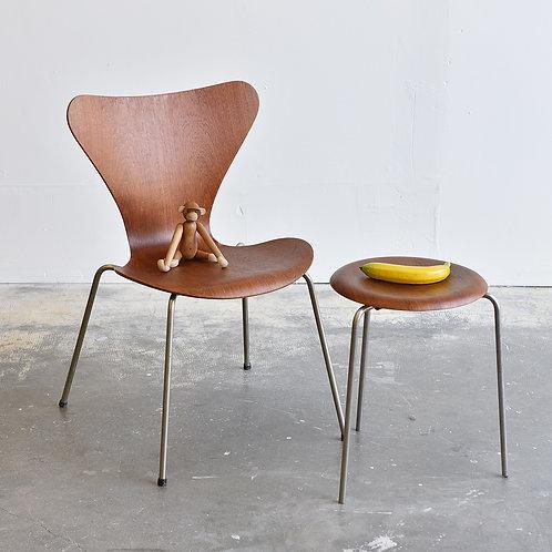 Model 3107 / Series 7 Chair by Arne Jacobsen for Fritz Hansen