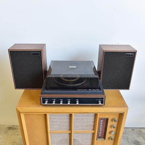 Vintage Electrohome Three Ninety Three Stereo Hi-Fi