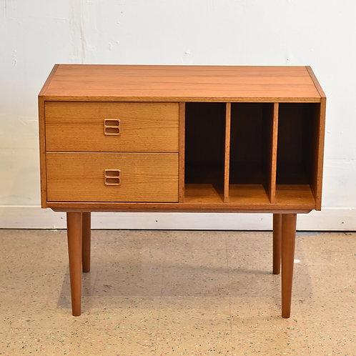 Vintage MCM Teak Cabinet by Ejsing Mobelfabrik A/S, Denmark