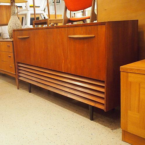 Vintage Mid Century Modern Telefunken Stereo Console