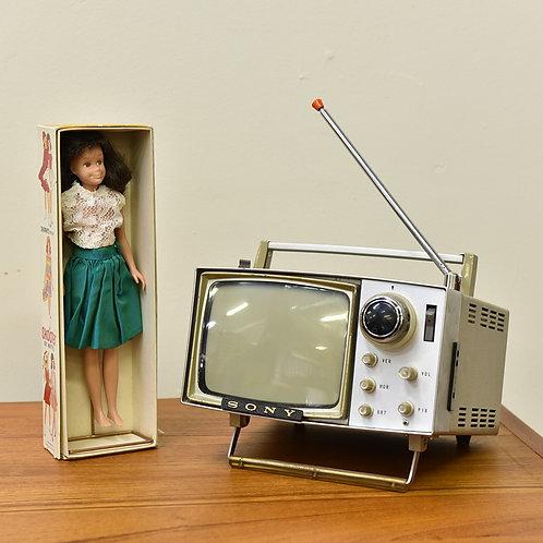 Skipper Doll, Mint in Original box with a Stand