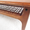Thumbnail: Refinished, Large size, Danish Modern Teak Coffee Table by Trioh