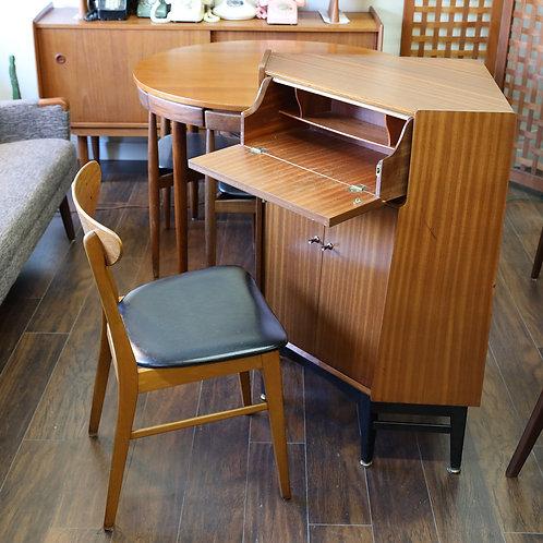 Vintage Corner Bureau by Nathan Furniture, UK