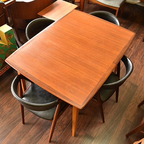 Rare size, Compact + Long dining table