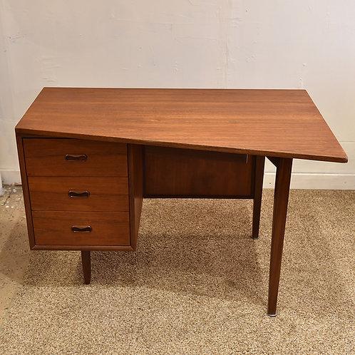 Vintage Modern Teak Desk by Punch Design