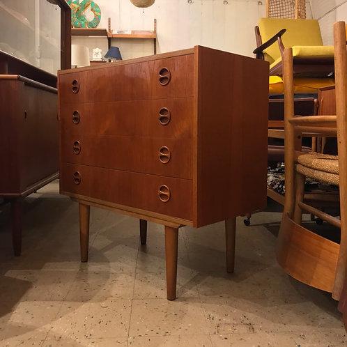 Vintage MCM Teak Dresser