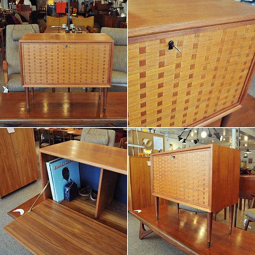 Danish Mid Century Modern Cabinet