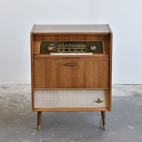 Vintage MCM NORDMENDE CARUSO Stereo
