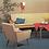 "Thumbnail: Vintage Norwegian ""Salong nr.3"" Lounge Chair by Svane Combina for Ekornes"