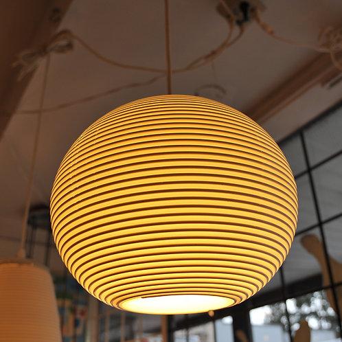 Vintage MCM Rotaflex Hanging Lamp