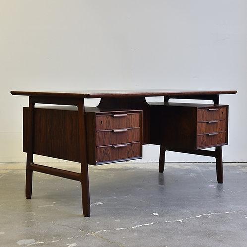 Omann Jun Rosewood Desk #75