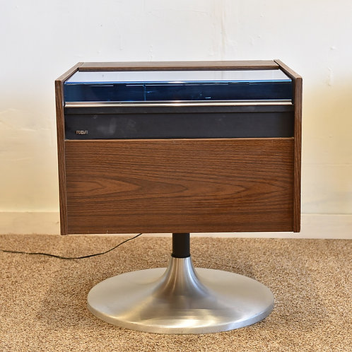 """Vintage """"Forma 70"""" Stereo Console by Andre Morin for RCA"""