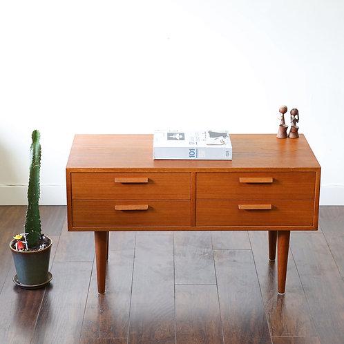 Kai Kristiansen's Teak Dresser / Cabinet / TV Stand