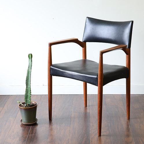Vintage Danish Modern Armchair by V.S. Andersen