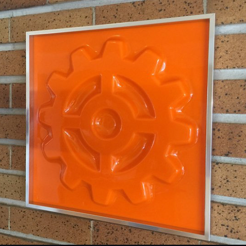 Gear Candy, Unique Wall decor, AHand made