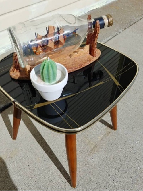 Vintage Mini Planter Table