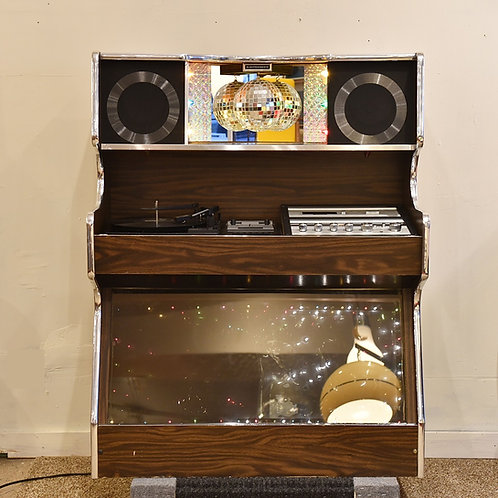 Vintage Morse Electrophonic Party Stereo Console