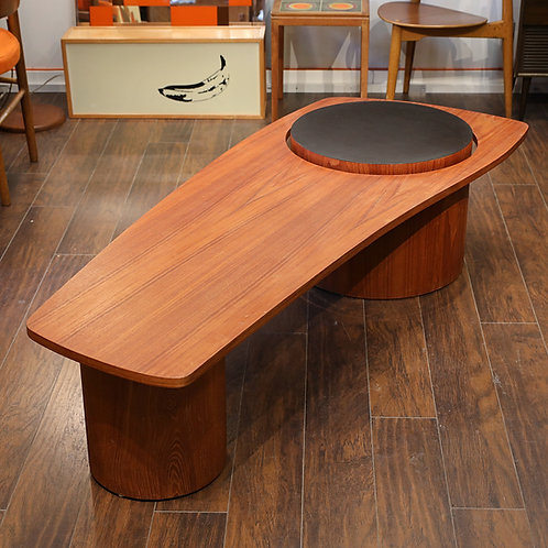MCM Teak Coffee Table by RS Associates, Designed for Expo 67