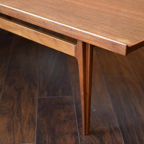 Danish coffee table designed by Finn Juhl