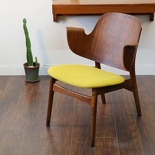 15% Iconic Model 107 Chair by Hans Olsen for Bramin