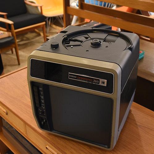 Vintage Kodak Ektagraphic 260 Audio Viewer Slide Projector 260
