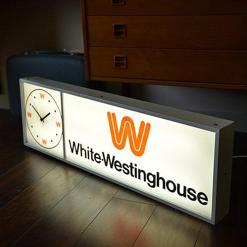 Westinghouse wall clock