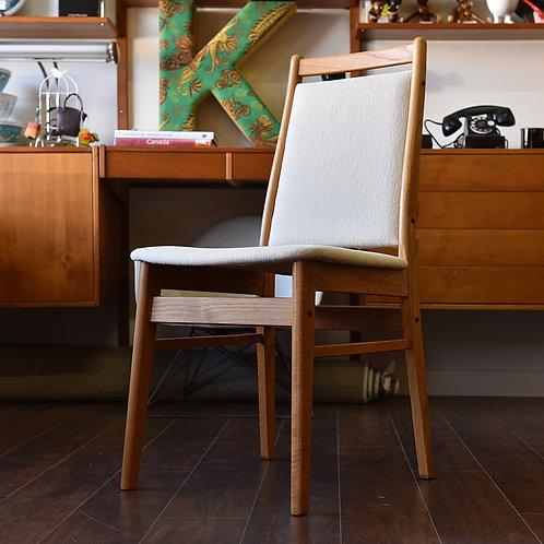 Set of 6, Vtg Danish Teak Dining Chairs 50%OFF