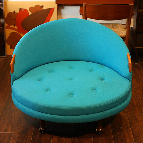 Vintage Havana Lounge Chair by Adrian Pearsall