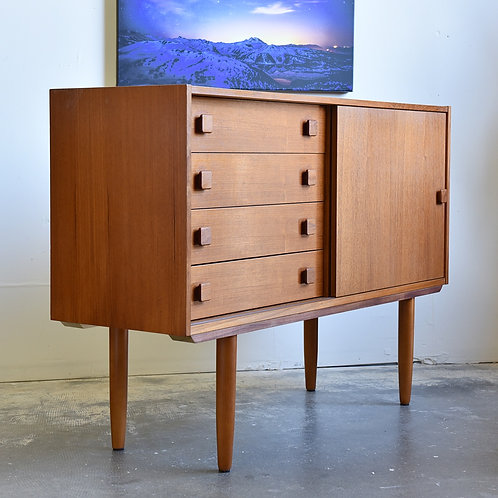 Compact 48 inches wide sideboard