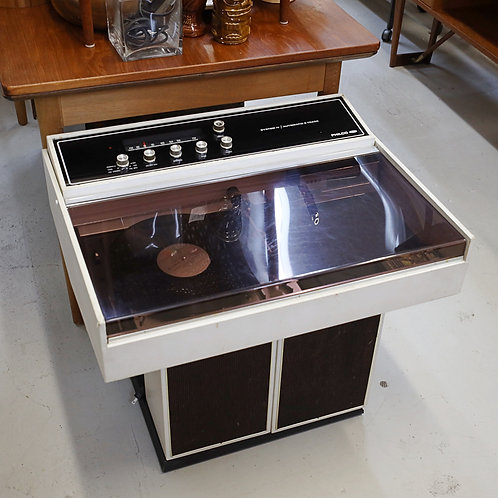 """Vintage """"System IV"""" Stereo by Philco-Ford"""