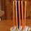 Thumbnail: Muurla Finland Glass candle holder