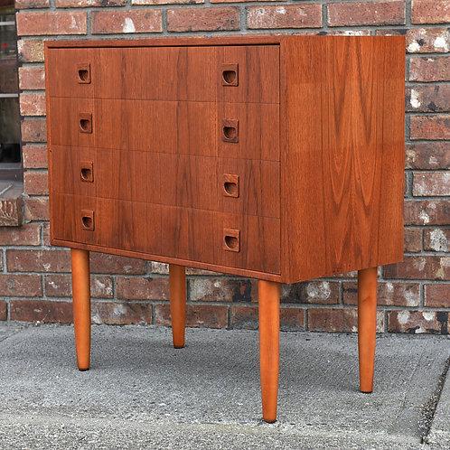Restored Low Boy Mini Dresser