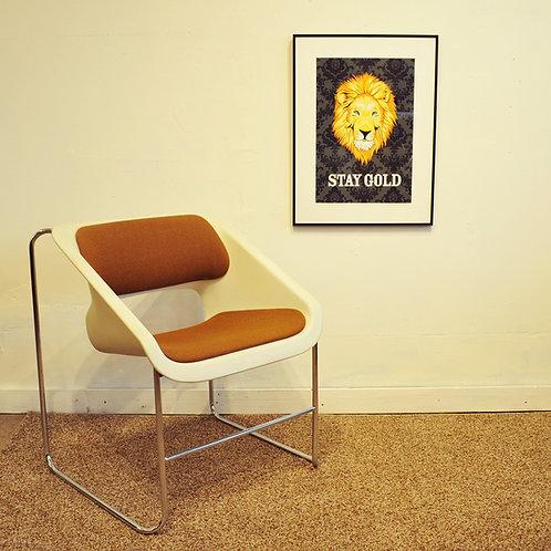 MCM Artopex Lotus Chairs