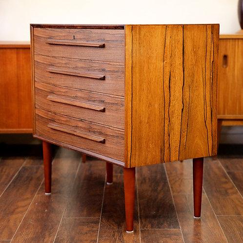 Vintage MCM Rosewood Dresser