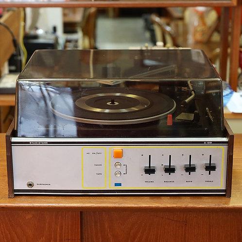 Vintage STUDIOTONE X-100 Record Player