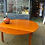 Thumbnail: Vintage Teak Dining Table by R.S. Associates.