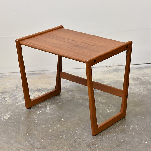 Danish Teak Coffee Table by Georg Jensen for Kubos