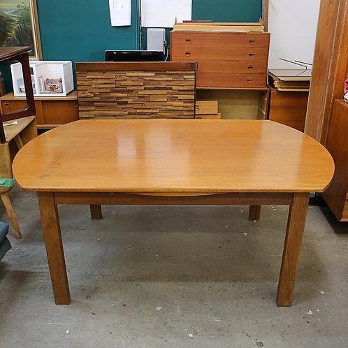 Vintage Teak Dining Table by R.S. Associates.
