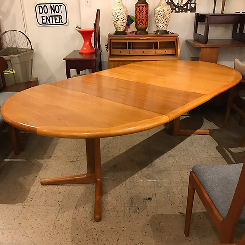 Fab Danish Teak Dining Table made by CJ Rosengaarden