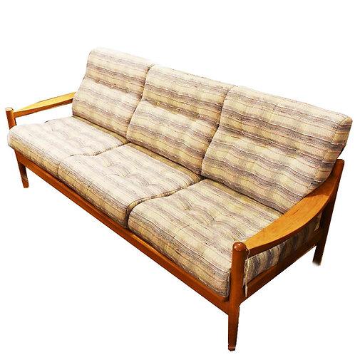 Vintage MCM Teak Sofa