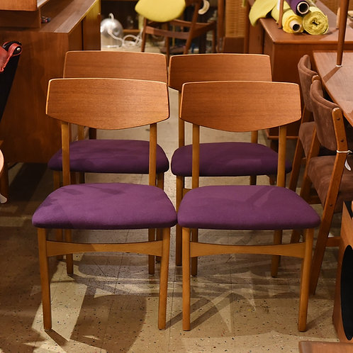 Vintage MCM Dining Chairs