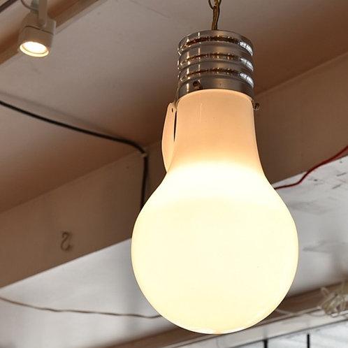Huge Bulb shaped pendant lamp