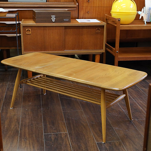 Vintage No398 Occasional Coffee Table by Lucian Randolph Ercolani for Ercol