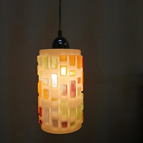 10%OFF Vtg MCM Hanging Lamp