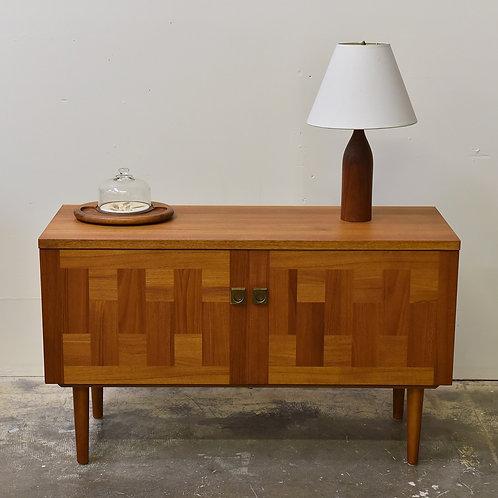Swedish Vintage MCM Teak Cabinet
