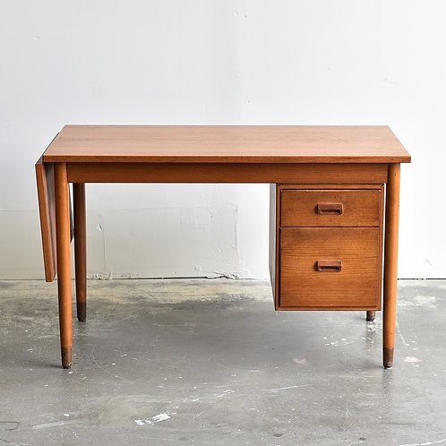 Borge Mogensen style Mid-Century Modern Desk with a Drop Leaf