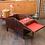 Thumbnail: Danish Modern Rosewood Model 284 Bar Cabinet by Leif Alring for C.F. Christensen