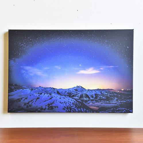 Original Local Artist Photo on Canvas