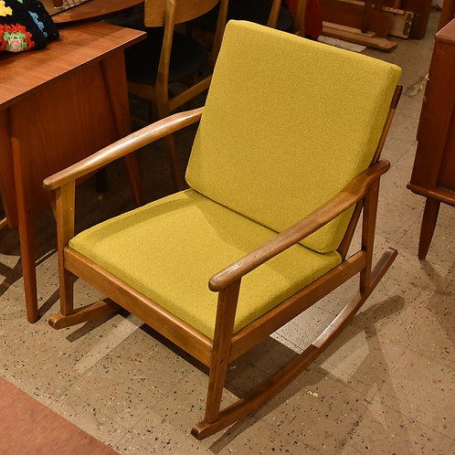 Vintage MCM Rocking Chair