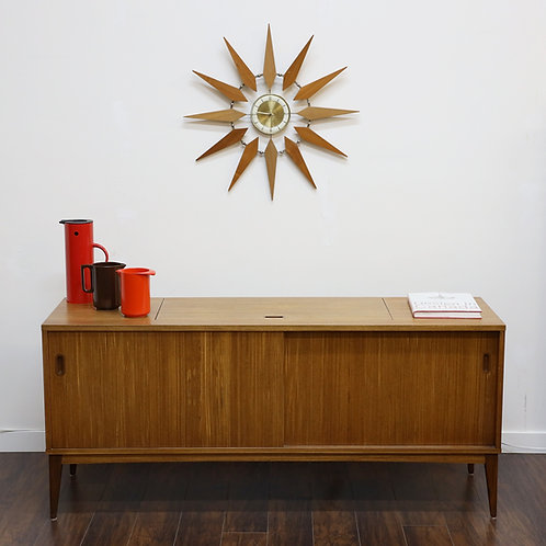 10%Off, Vintage Teak Stereo unit by Clairtone